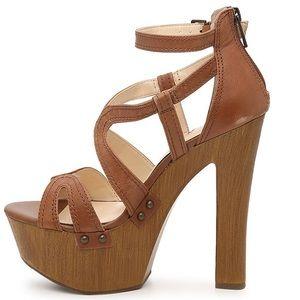 Dorrin Platform Sandal